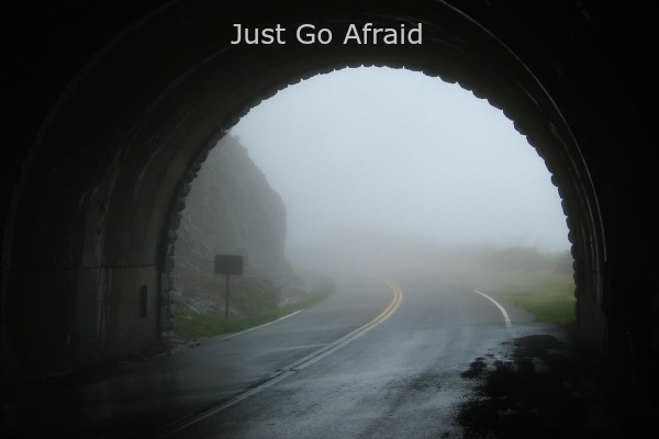 Just-Go-Afraid